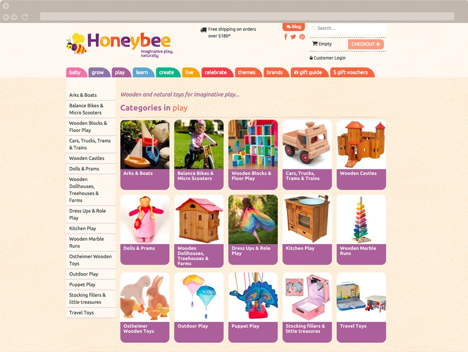Honeybee Toys
