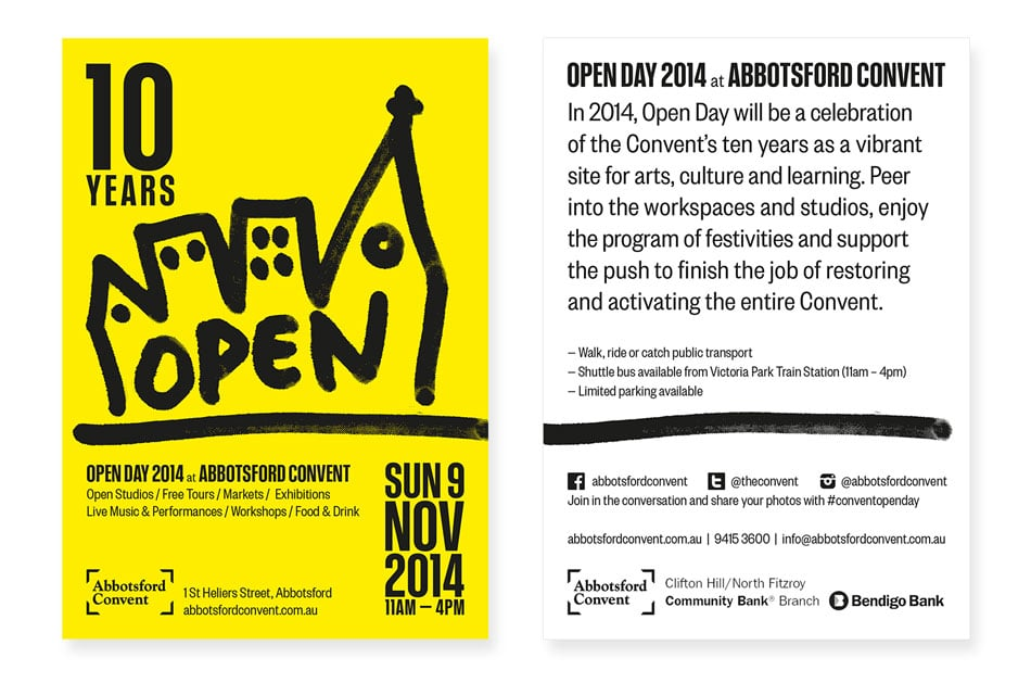 Abbotsford Convent Open Day
